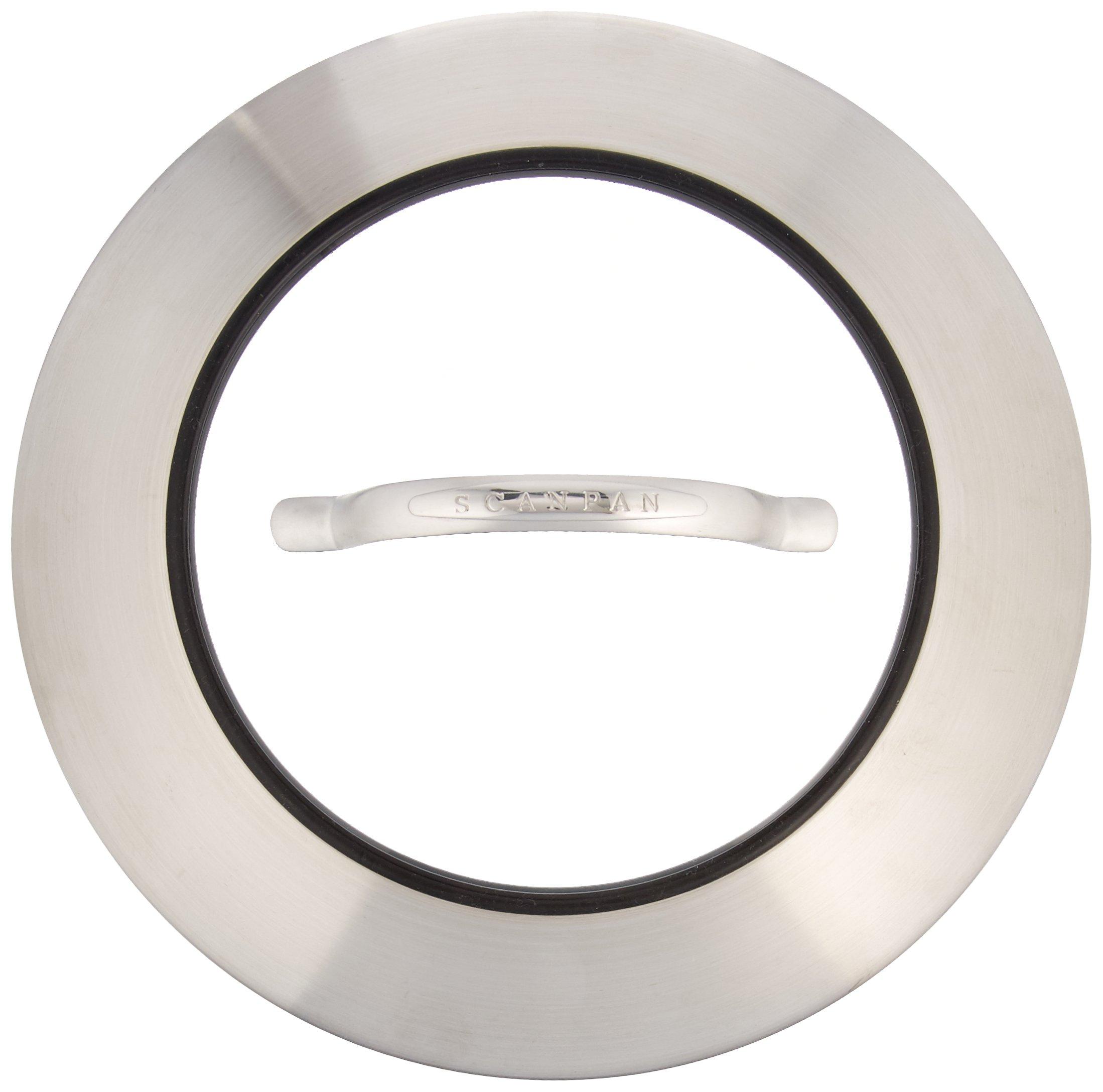 Scanpan CTX Stainless Steel/Glass Lid, 11''