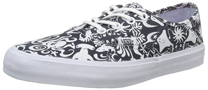 Femmes: Chaussures Vans Authentic SF Femmes Tk Sea Life