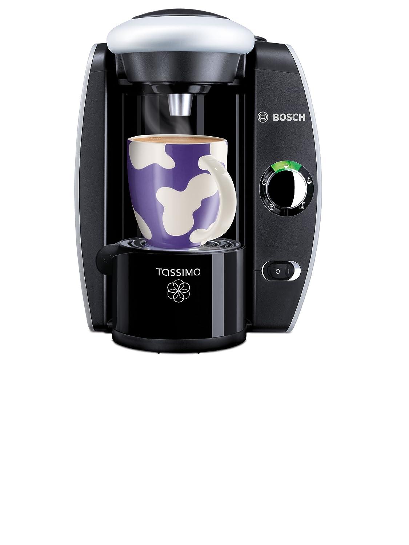 Bosch TAS4011 - Cafetera multibebidas, color gris: Amazon.es: Hogar