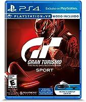 Gran Turismo Sport - PlayStation 4 - Standard Edition