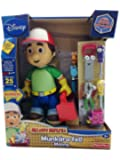 Handy Manny - Lets Get To Work Playset (Hungarian)
