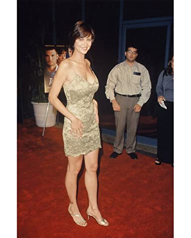 Catherine bell see through dress good