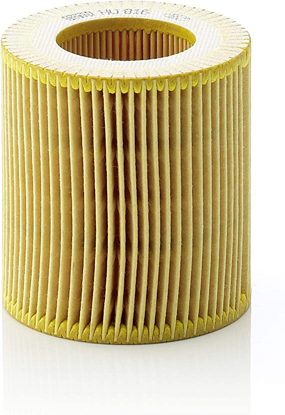Original Mann Filter Ölfilter Hu 816 X Ölfilter Satz Mit Dichtung Dichtungssatz Für Pkw Auto