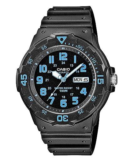 Casio Reloj de Pulsera MRW-200H-2BVEF: Casio Collection: Amazon.es: Relojes