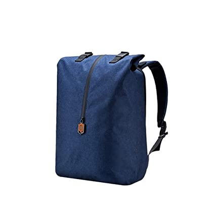 Amazon In Buy Mi Travel Laptop Backpack Blue Online At Low Prices