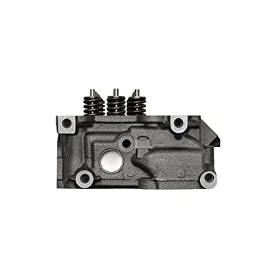 PROFessional Powertrain 2FR7 Left Cylinder Head (Remanufactured, FORD 6.4 08-11 DIES): Automotive