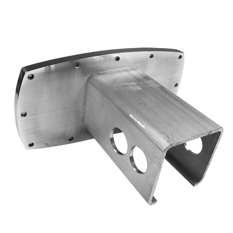 GMC Denali Engraved Billet Aluminum Tow Hitch Cover