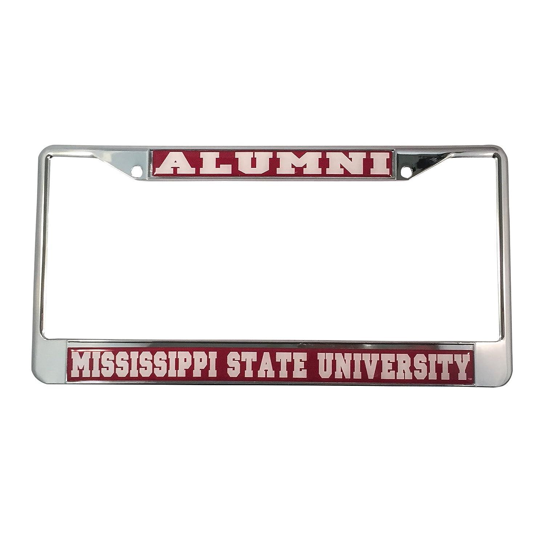 Amazon.com: Mississippi State University Alumni License Plate Frame ...