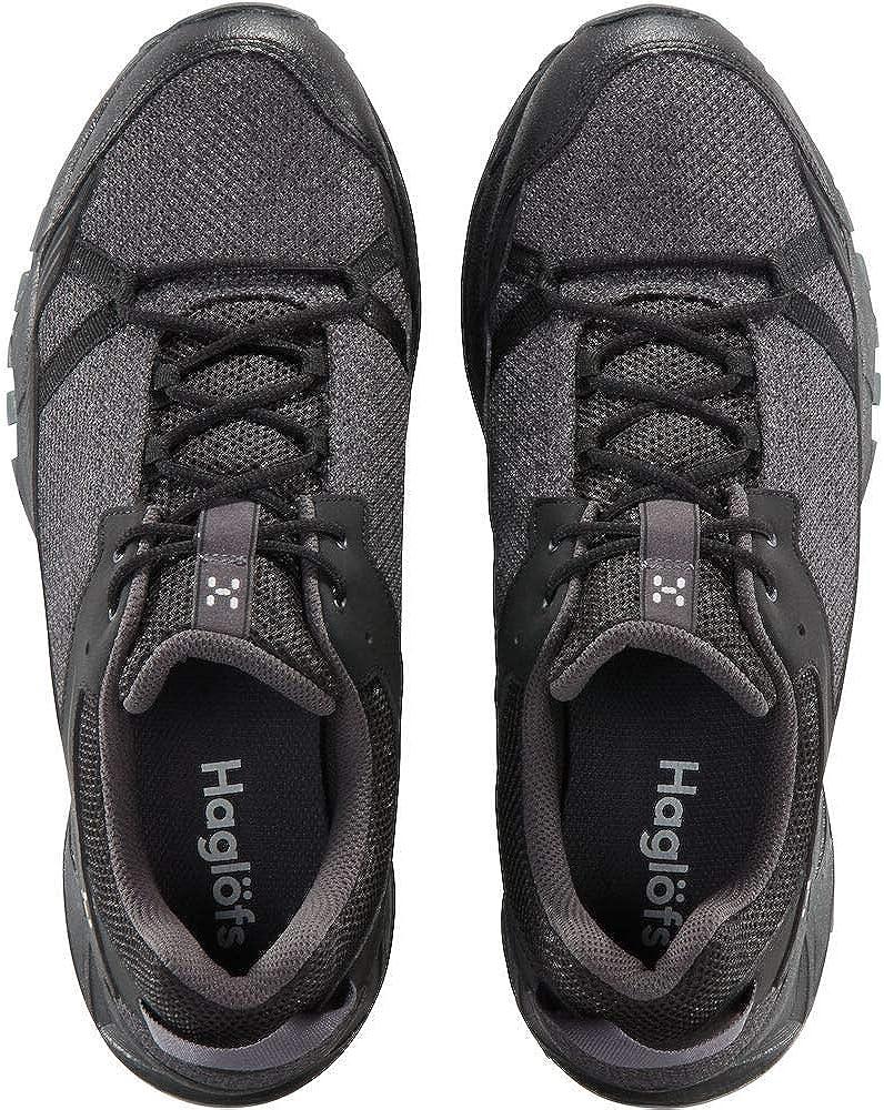 Haglöfs Trail Fuse, Zapatillas de Cross para Hombre, Negro (True Black/Magnetite 2ct), 46 EU: Amazon.es: Zapatos y complementos