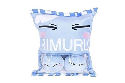 Amazon.com: Moe Anime That Time I Got - Almohada de peluche ...
