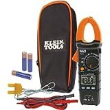 Klein Tools CL210 AC Auto-Ranging 400 Amp Digital Clamp Meter