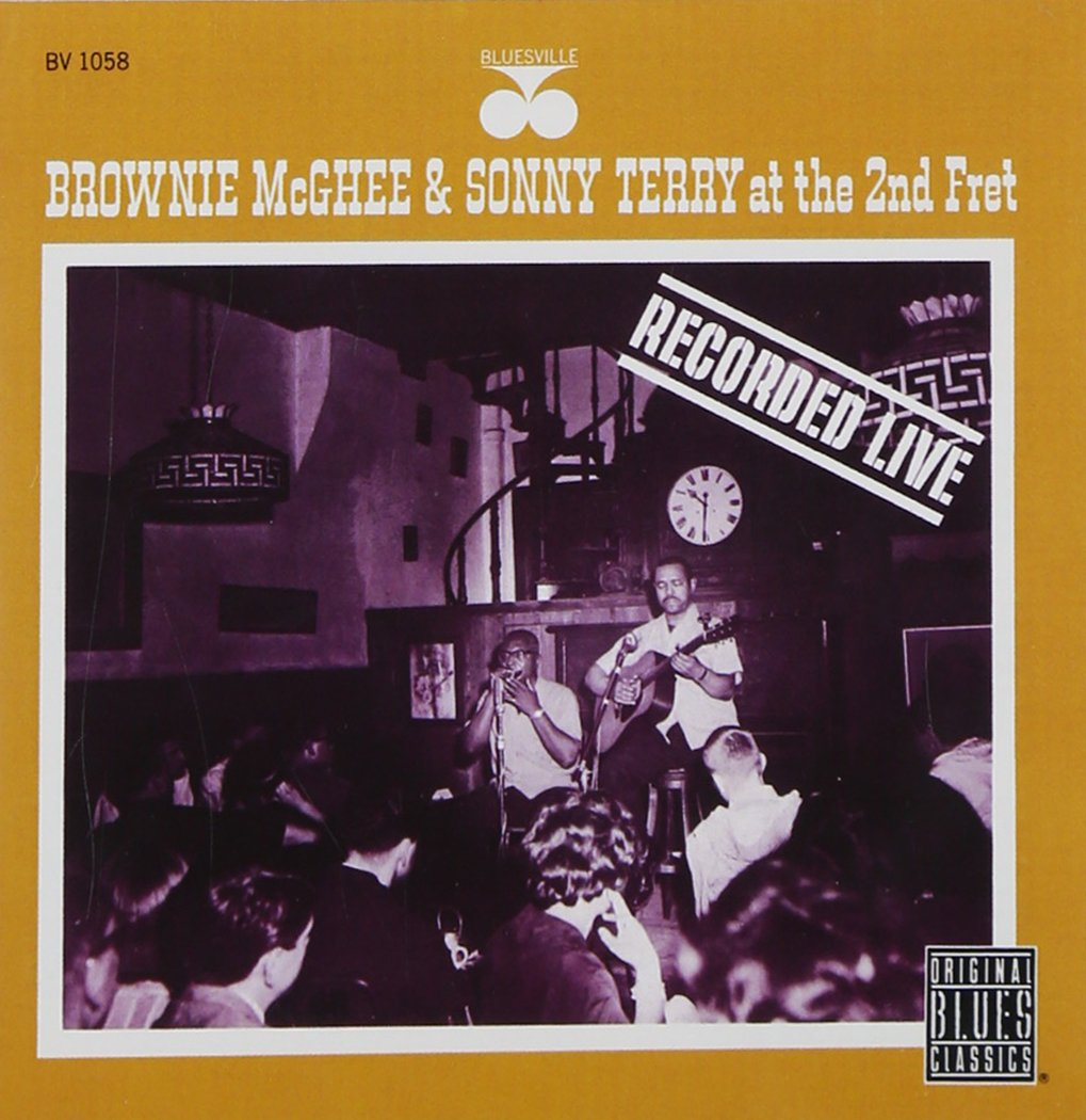 At The 2nd Fret by McGhee, Brownie & Sonny Terry