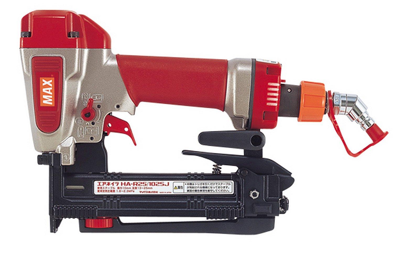 マックス(MAX) 高圧ステープル用エアネイラ HA-R25/1025J B0061WWIY2