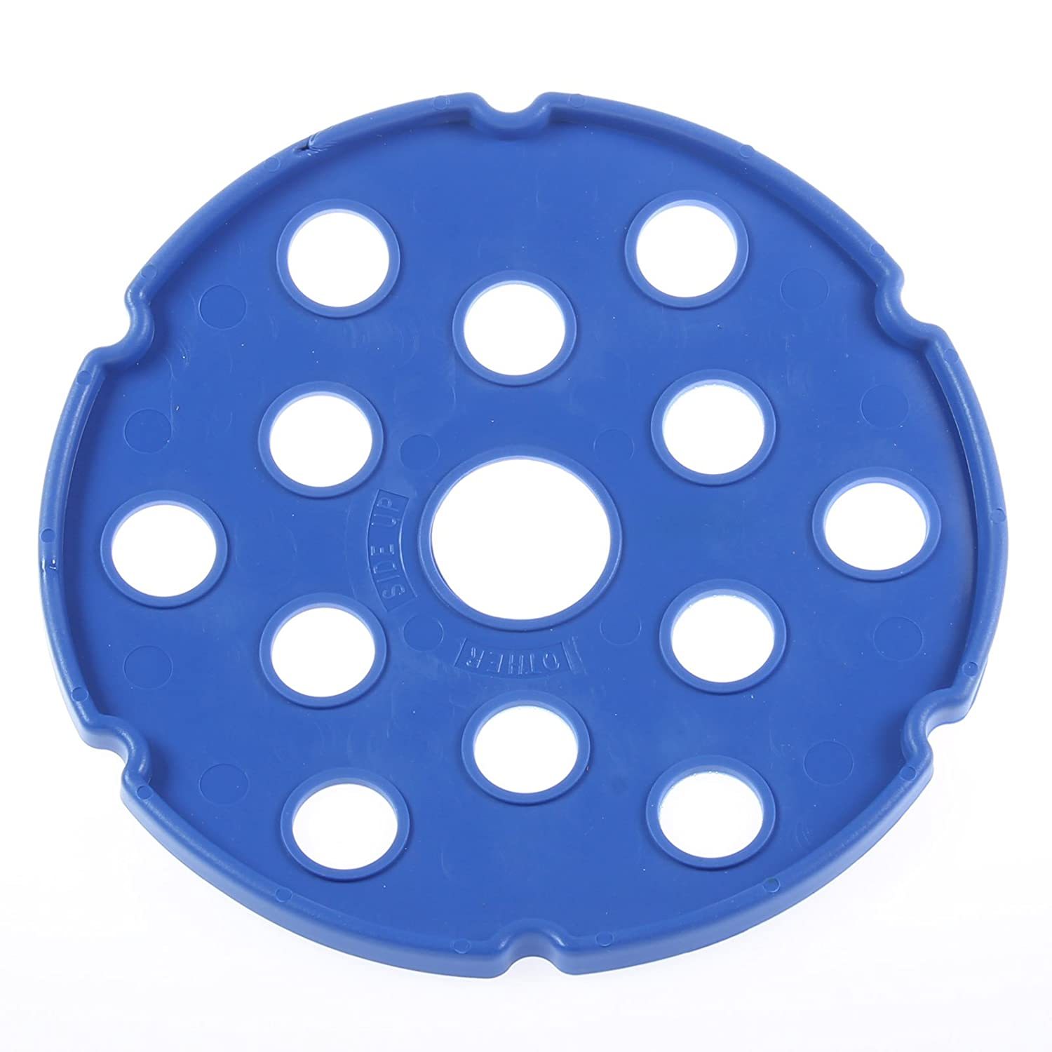 First4spares Twin Tub Spin Dryer Mat for Creda Twin Tub Washing Machines (Blue, 23 Centimeter / 9.5