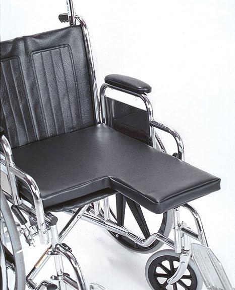 Amazon.com: Alimed – Doble amputee Cojín de silla de ruedas ...