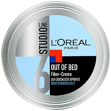 L\'Oréal Paris Studio Line Out of Bed Fiber-Creme 150 ml, 1er Pack (1 ...