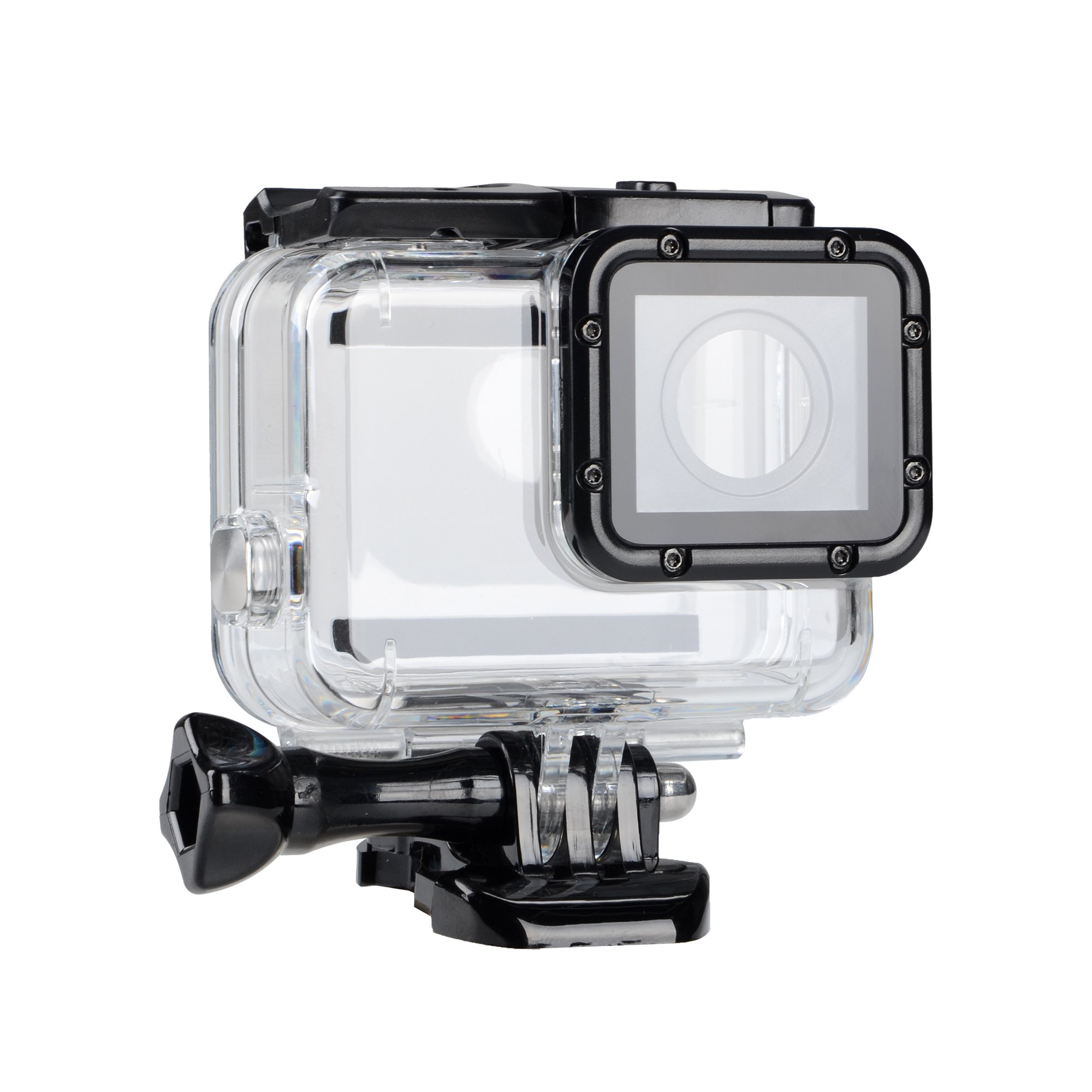 Suptig Replacement Waterproof Case Protective Housing for GoPro Hero 5 Outside Sport Camera For Underwater Use - Water Resistant up to 147ft (45m)