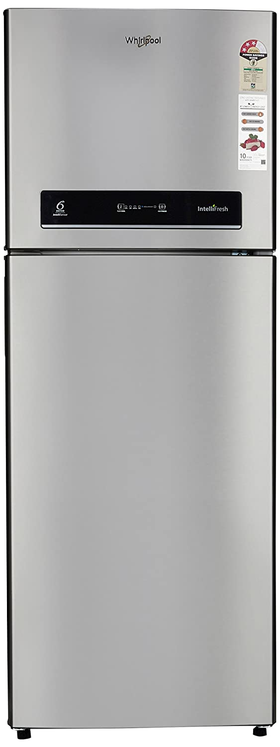 Whirlpool 340 L 3 Star Frost Free Double Door Refrigerator