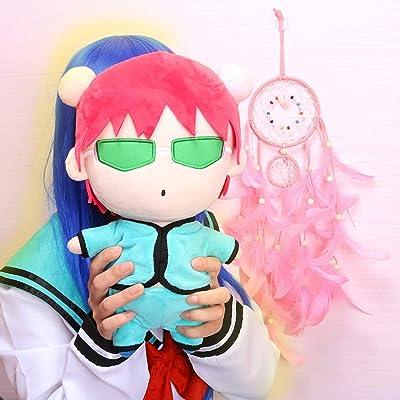 The Disastrous Life of Saiki K Saiki Kusuo Soft Plush Toy Doll Clothes Stocks