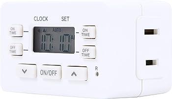 Honeywell Indoor Digital Plug-in Timer