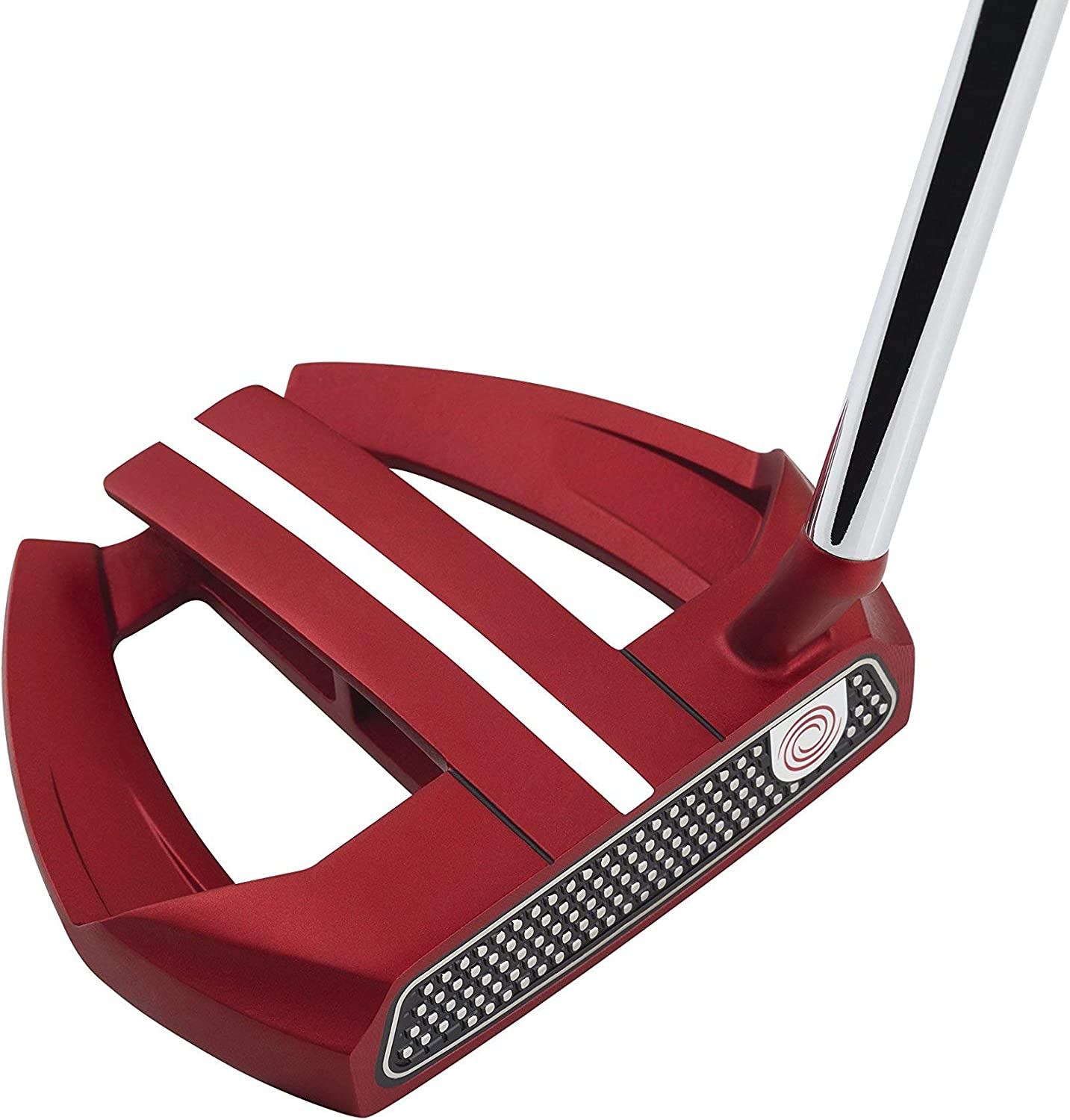 Odyssey O-Works Red Marxman Slant Putter, 35 in (Renewed)