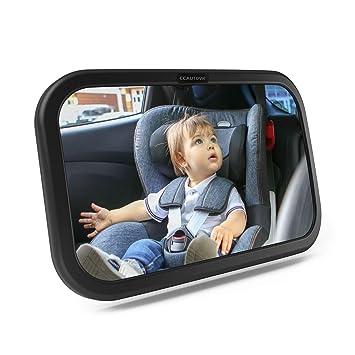 AUTO MIRROR UNBREAKABLE BABY CAR SEAT REAR MIRROR