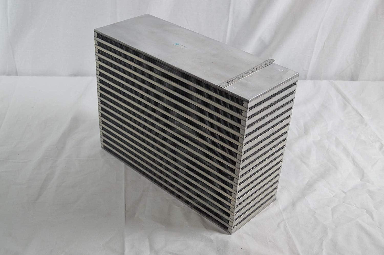 CSF 8047 22 x 12 x 3.5 High Performance Bar and Plate Intercooler Core