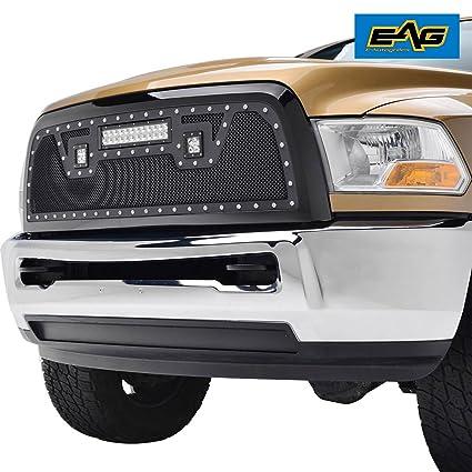 amazon com eag 10 12 dodge ram 2500 3500 grille rivet black rh amazon com Ram 4500 Ram 2500 Cummins