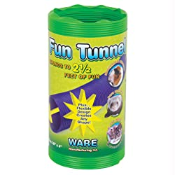 Ware Manufacturing Fun Tunnels Playing Tube for Small Pets