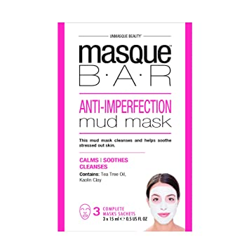 blemish mud mask