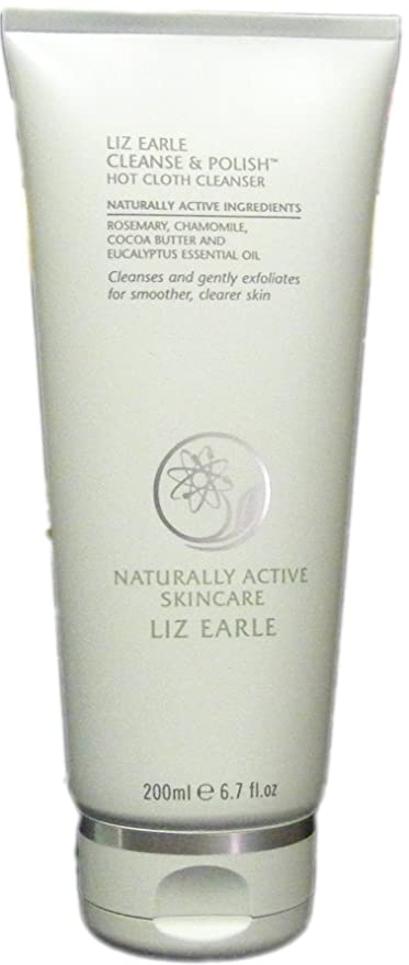 Cleanse & Polish Hot Cloth Cleanser by liz earle #22