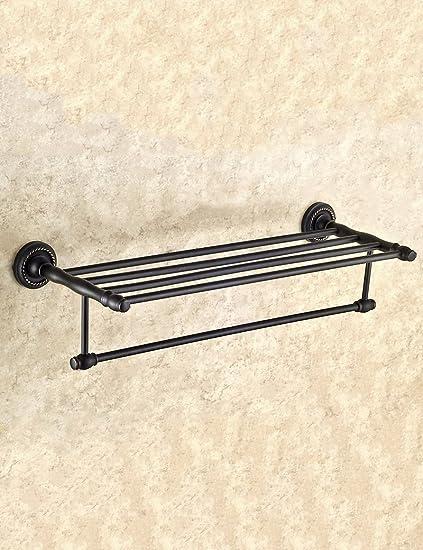 Amazon.com: DIDIDD Shelf-Extremely Firm Shower Shelf All Bronze ...