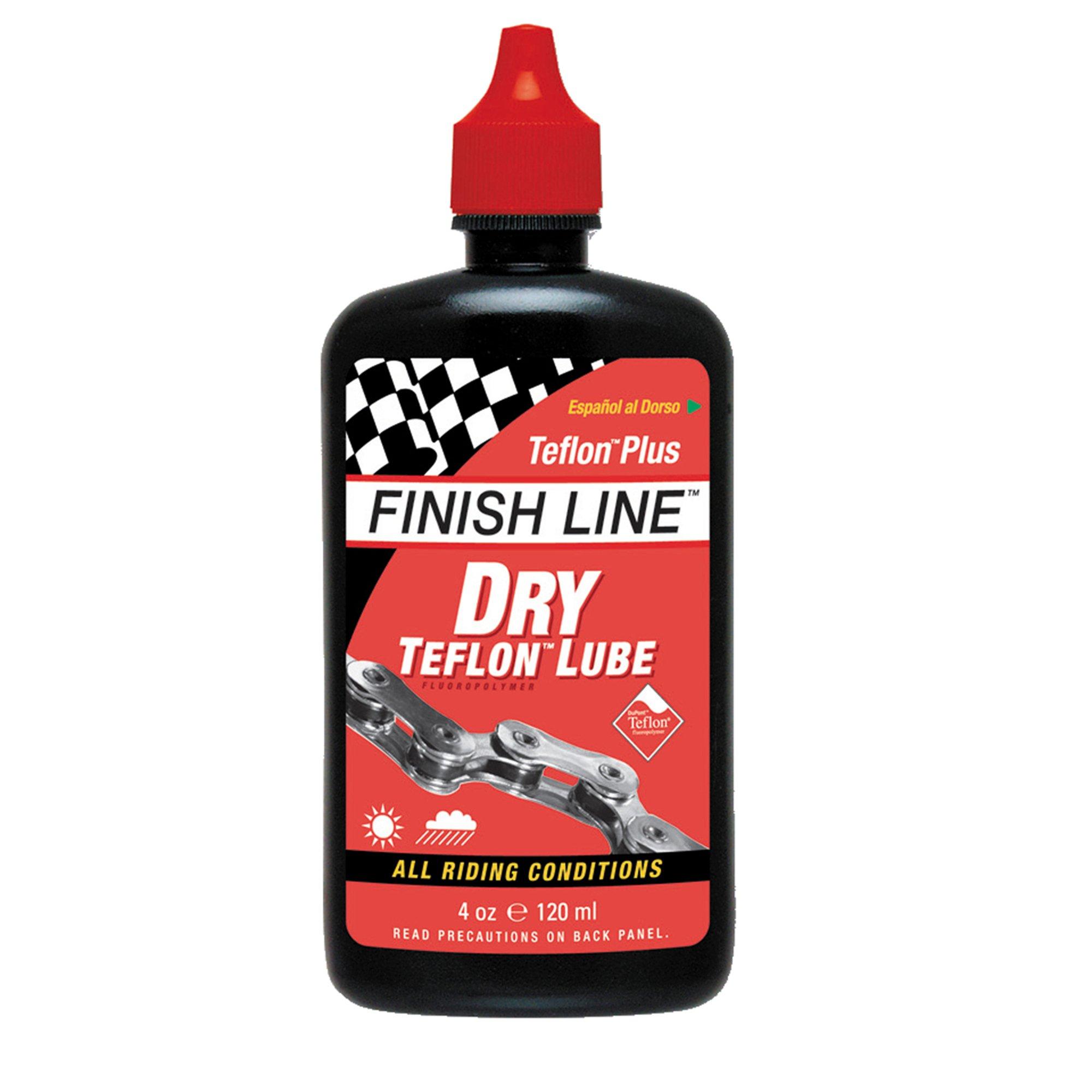 Finish Line Teflon Dry Lube 4oz Drip by Finish Line