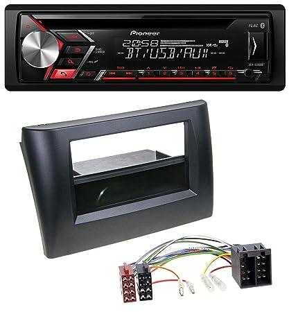 Kit montaggio per Fiat stilo Autoradio Pioneer USB