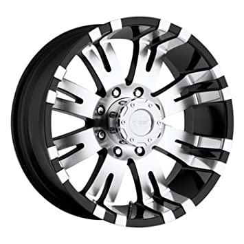 Amazon Com Pro Comp Alloys Series 01 Gloss Black Wheel With