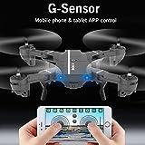 OKPOW RC Drones 2MP 120° Wide Angle FPV Foldable