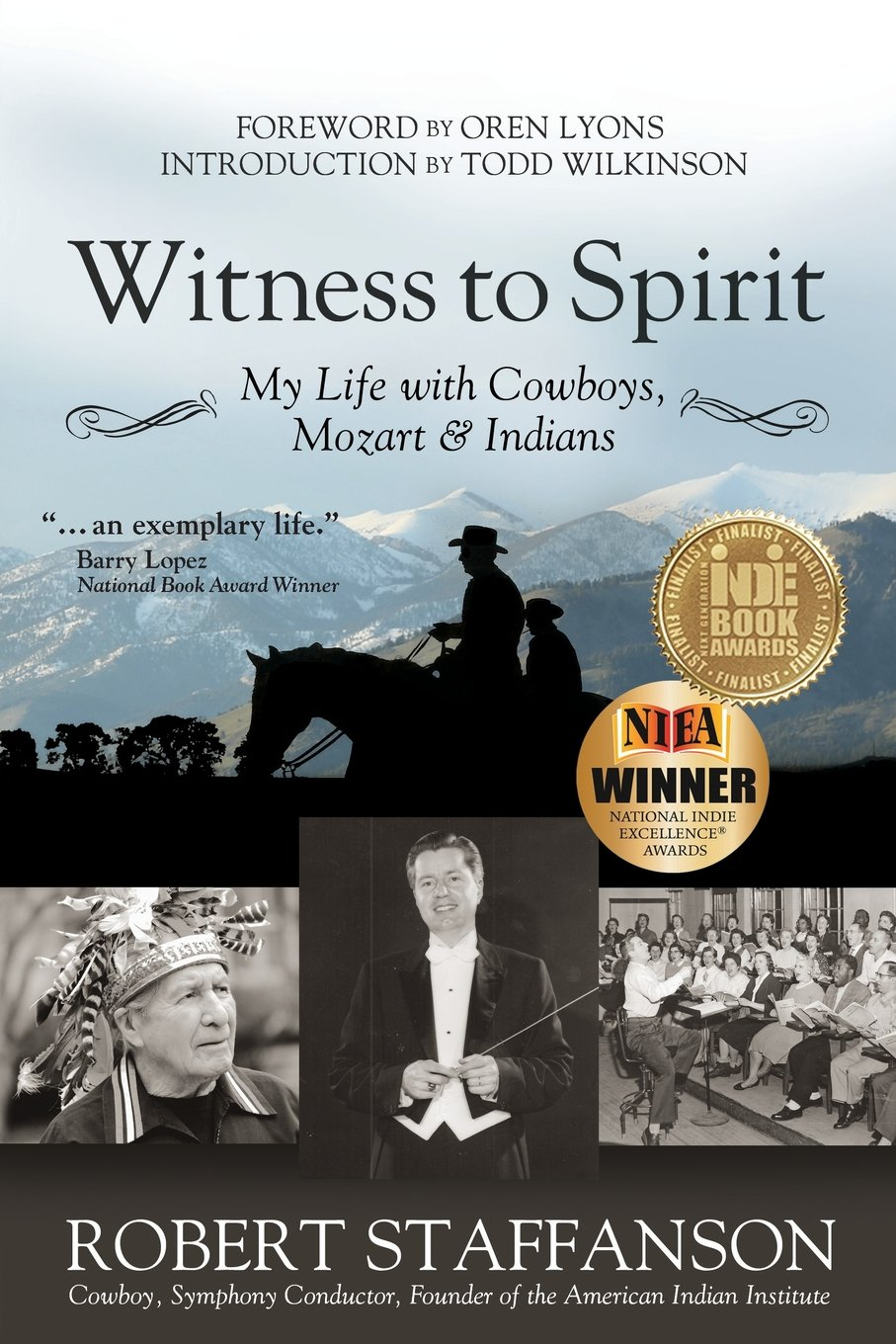 Download Witness to Spirit: My Life with Cowboys, Mozart & Indians pdf