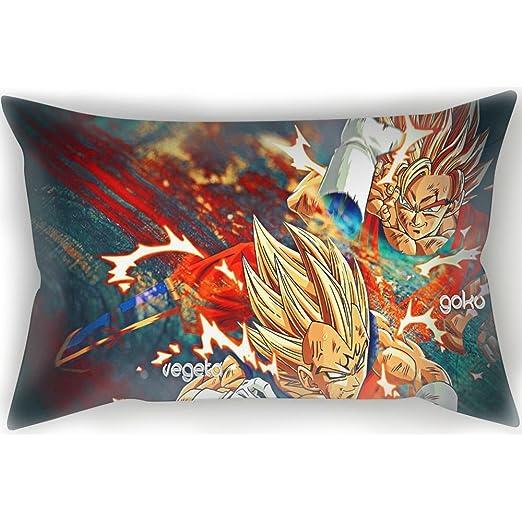 JHLKFDOODO - Cojín decorativo (40 x 60 cm, funda de almohada ...