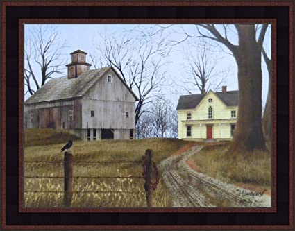 amazon com homeward by billy jacobs 15x19 farm house weathered barn