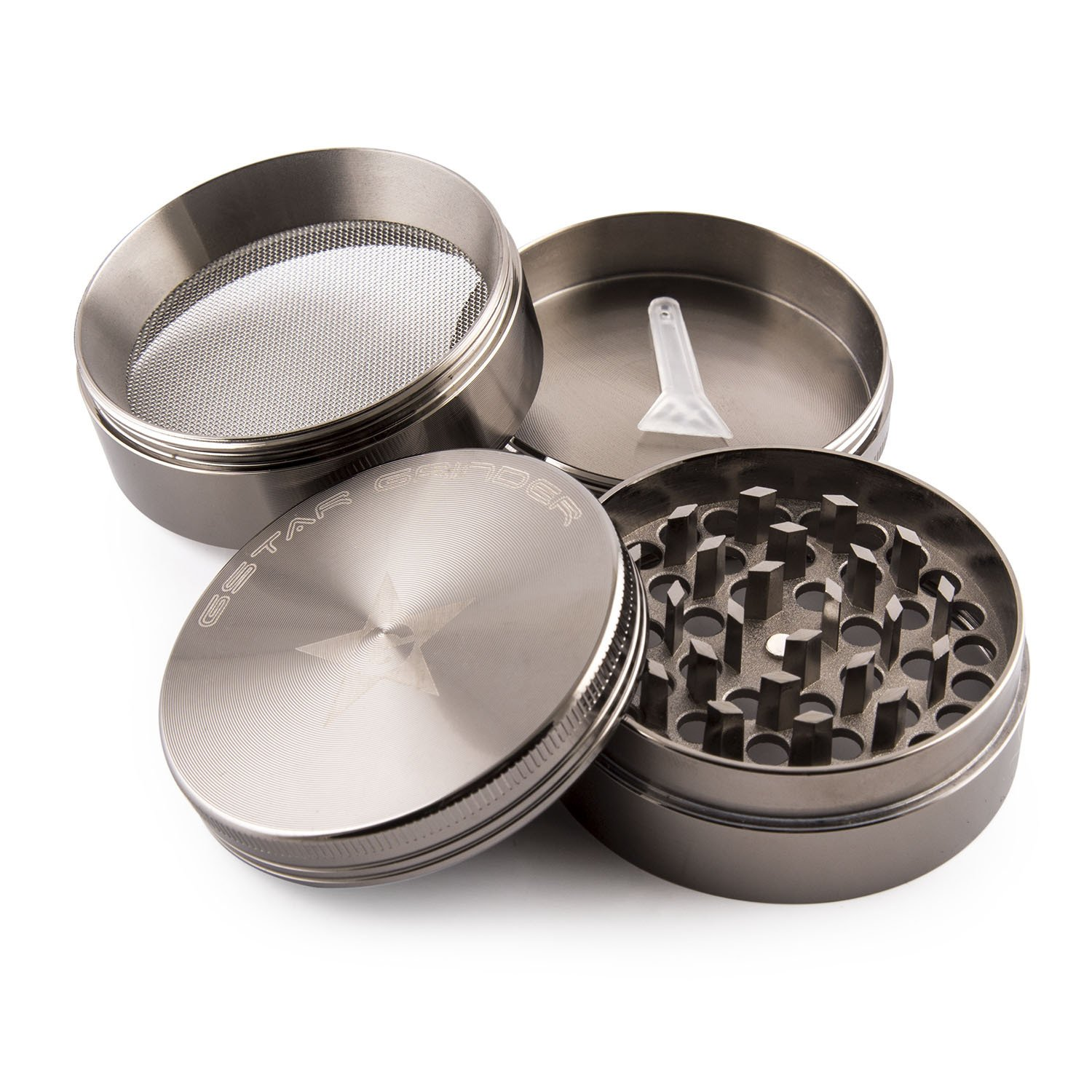 G-Star 4 stage Tobacco and Herb Grinder