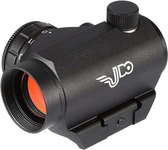 Udo Illuminated 2 Moa Red Dot Sight Scope