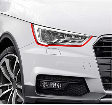 Finest Folia Devil Eye Scheinwerfer Folie Stripe Kx004 Auto