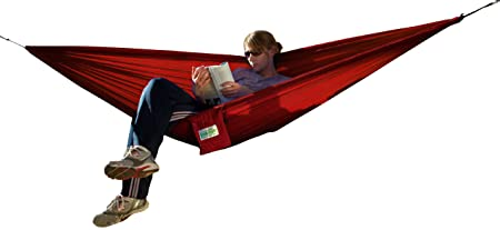 Trek Light Gear Compact and Ultralight Hammock – Weighs only 14 oz.
