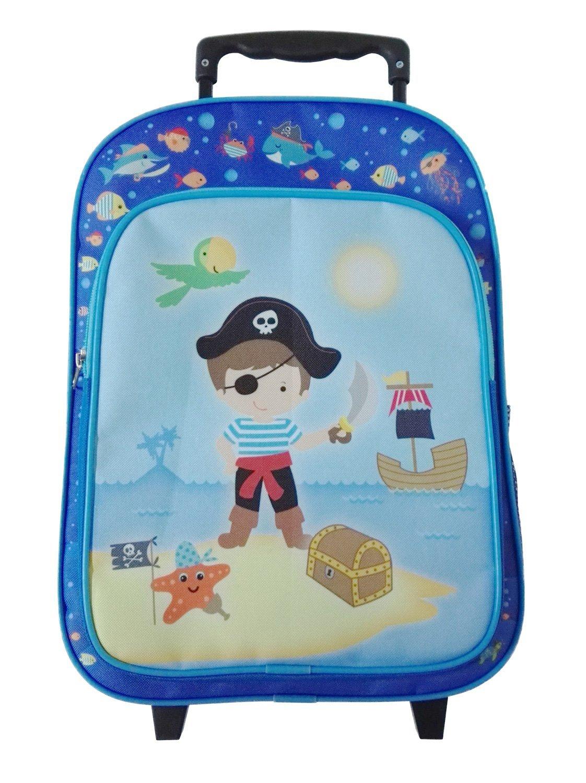Pirate Bleu Bagage Enfant - 22045 Idena