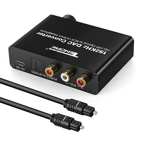 Tendak portátil amplificador de auriculares AMP Digital a ...