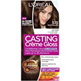 L'Oréal Paris Casting Crème Gloss Semi-Permanent Hair Colour - 535 Chocolate (Ammonia Free)
