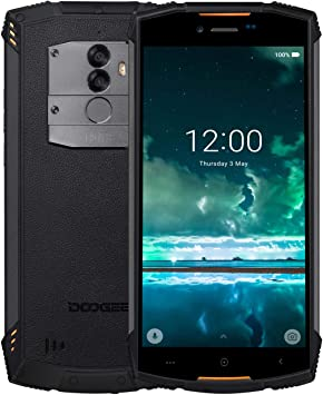 DOOGEE S55 Teléfono Móvil Libre Resistente 4G, IP68 Impermeable ...