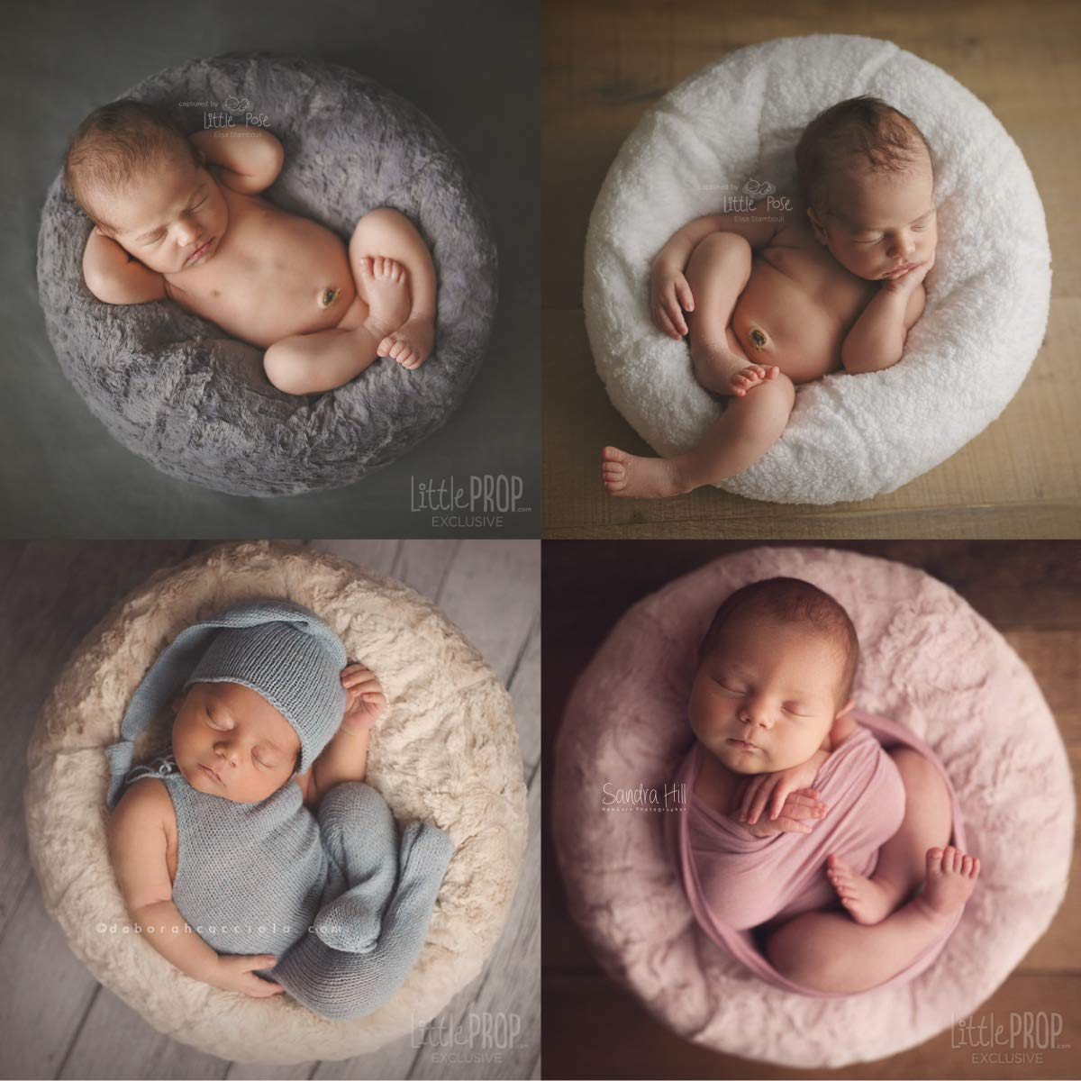 Amazon.com: Little Puff Newborn Photography Prop | Newborn Nest | Posing  chair | Newborn Photography: Handmade
