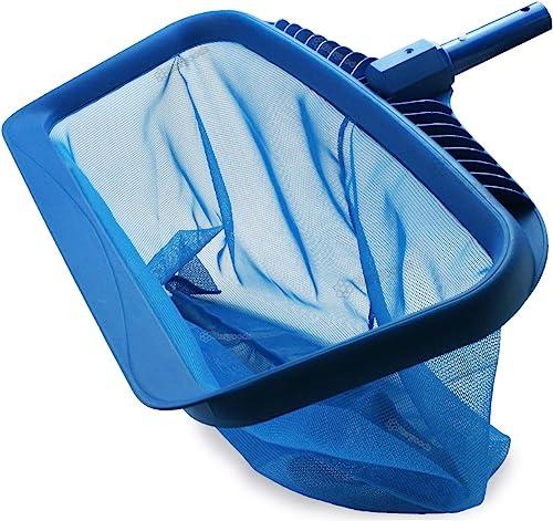 Stargoods-Pool-Skimmer-Net,-Heavy-Duty-Leaf-Rake-Cleaning-Tool