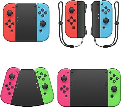 FYOUNG 5 en 1 Paquete de Conectores de Agarre Manual para Nintendo ...